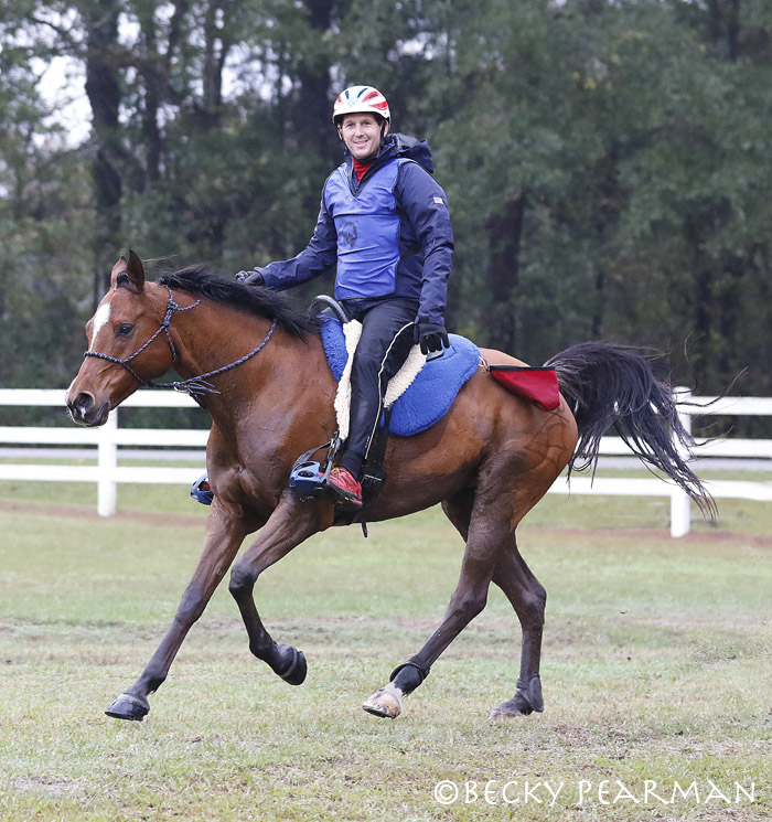Meet My Endurance Horse Treasured Moments and Jeremy Reynolds