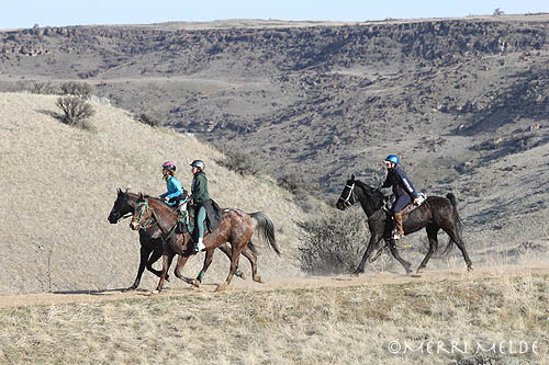 Eagle Canyon Endurance ride Idaho