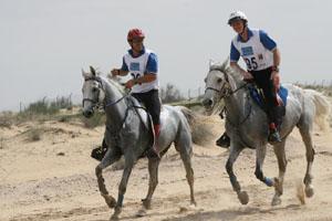 Leonard Liesens, Sheikh Saeed bin Hamdan Al Maktoum Challenge